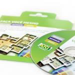 AKI   DVD Bricofichas 1a edição