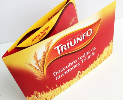 Triunfo | Sales Folder