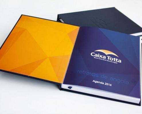 Banco Caixa Totta de Angola | Agenda 2013/14