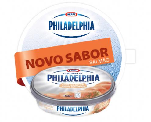 Philadelphia | Lançamento Salmão | Keyvisual & POS