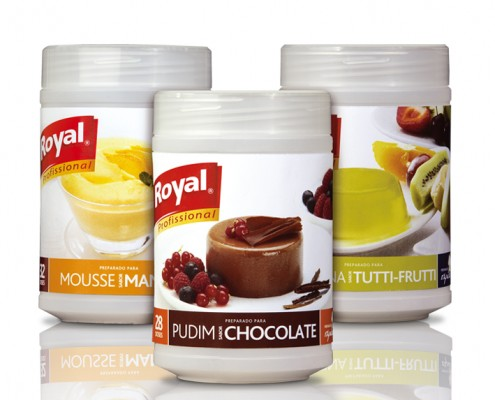 Royal | Packaging canal horeca