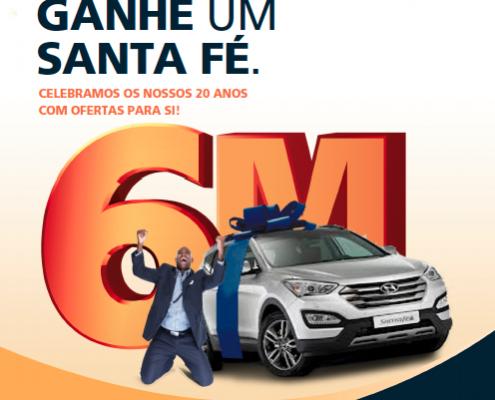 Banco Caixa Totta de Angola :: 20 Anos