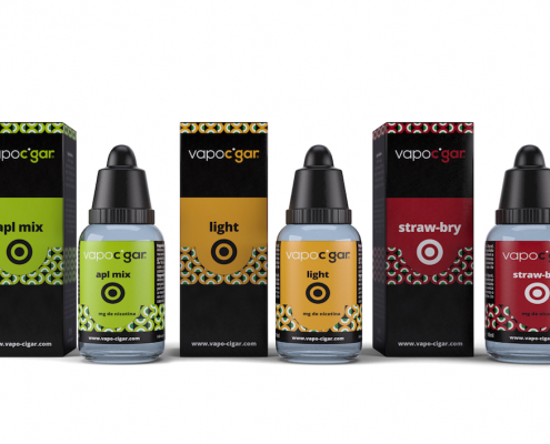 VapoCigar | Packaging