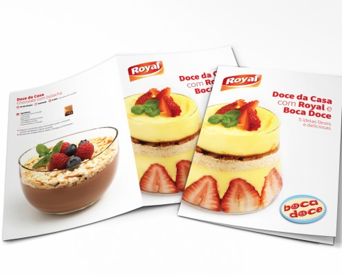 Royal/Boca Doce Receitas :: Design   Food Styling   Fotografia