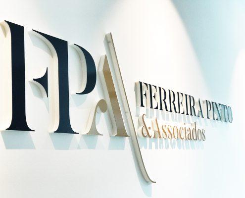 Ferreira Pinto & Associados :: Branding